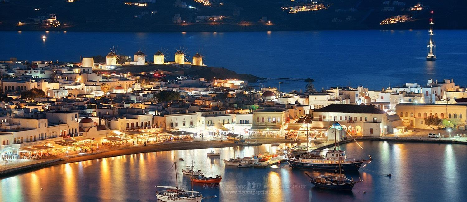 Enjoy your holidays in Mykonos